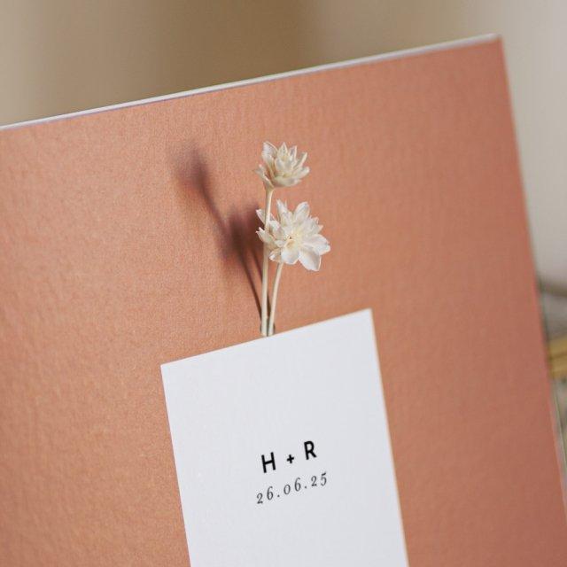 Hill Flower Blanc