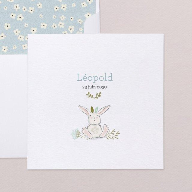 Little Bunny white